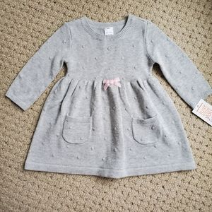 Carter's Sweater Dress